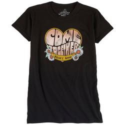 Juniors Come Together Right Now T-shirt