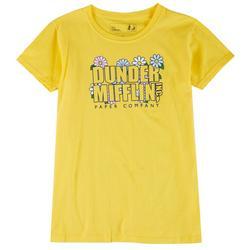 Juniors Dunder Mifflin T-shirt