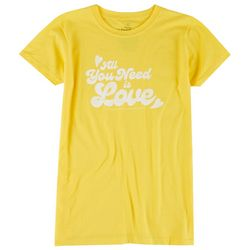 Ripple Junction Juniors All You Need is Love T-shirt