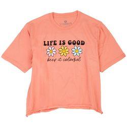 STUNNER Juniors Life is Good T-Shirt