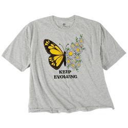 Juniors Keep Evolving T-Shirt