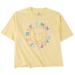 STUNNER Juniors Happy Mind Happy Life T-Shirt