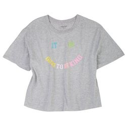 Pretty Rebel Juniors It is Good to be Kind T-Shirt