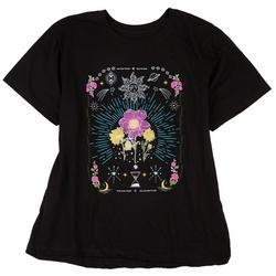 Juniors Full Solar Eclipse T-Shirt