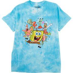 Spongebob Squarepants Juniors Graphic Tee