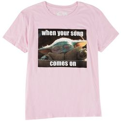 Hybrid Juniors When Your Song Comes On T-Shirt