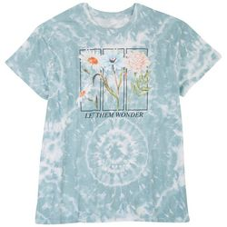 Cold Crush Juniors Let Them Wonder T-shirt