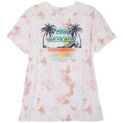 Cold Crush Juniors Hello Sunshine T-shirt