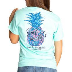 Juniors Simple is Beautiful T-shirt