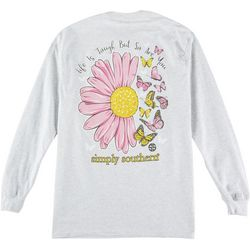 Simply Southern Juniors Life is Tough But So Are You Tshirt