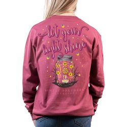Simply Southern Juniors Firefly Long Sleeve Top