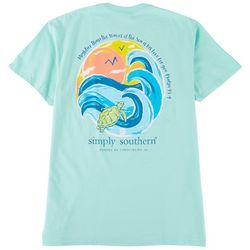 Simply Southern Juniors Mightier Love T-Shirt