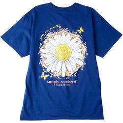 Juniors Daisy T-Shirt