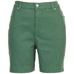 Gloria Vanderbilt Petite All-around Slimming Shorts