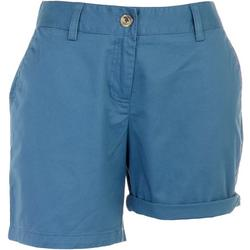 Petite Solid Shorts