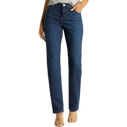Lee Petite Relaxed Straight Leg Slim Fit Jeans
