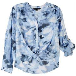 Zac & Rachel Petite Swan Shirt