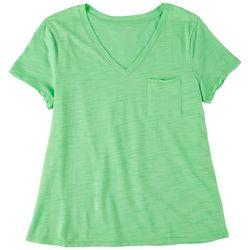 Dept 222 Petite Basic T-Shirt