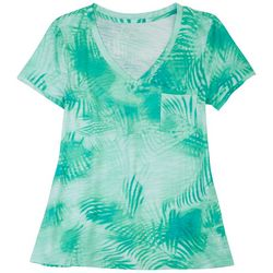 Dept 222 Petite Tie-Dye T-Shirt
