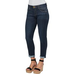 Democracy Petite Ab-solution Roll Cuff Jeans