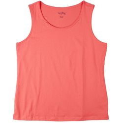 Coral Bay Petite The Basic Tank Top