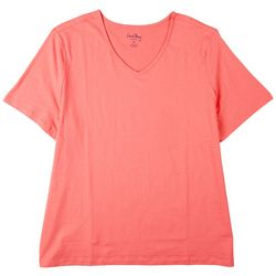 Coral Bay Plus The Casual Top