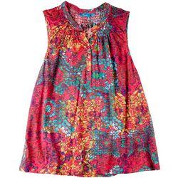 Fresh Plus July Knit Sleeveless Top