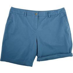 Sugar Magnolia Plus Basic Solid Shorts