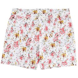 Fresh Plus Floral Pull On Shorts