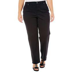 Gloria Vanderbilt Plus Amanda Stretch Jeans
