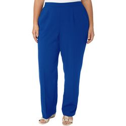 Alfred Dunner Plus Proportioned Pants