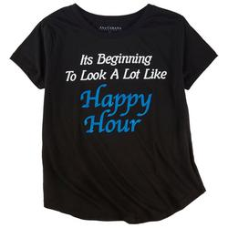 Plus It's A Happy Hour T-Shirt