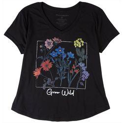 Ana Cabana Plus Grow Wild T-Shirt