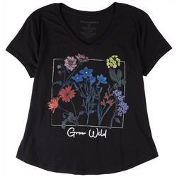 Plus Grow Wild T-Shirt