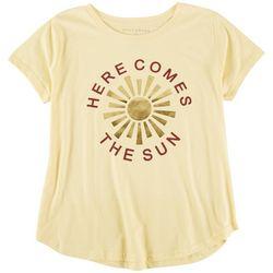 Ana Cabana Plus Here Comes The Sun T-Shirt