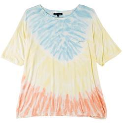 Plus Tie-Dye T-shirt