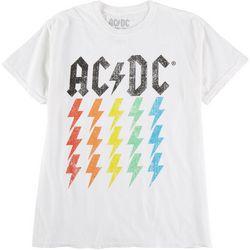 ACDC Plus Lightning Graphic T-Shirt