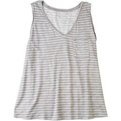 Dept 222 Plus Pocketed Sleeveless Top
