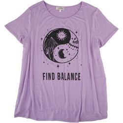Plus Find Balance T-Shirt
