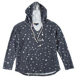 Workshop Plus Stars Hooded Sweater