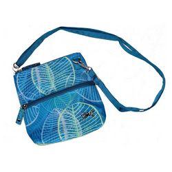 Glove It Leaf Pattern Zip Bag