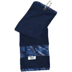 Glove It Blue Camo Golf Sport Towel