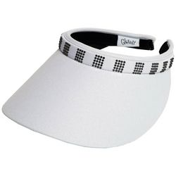 Glove It Womens Crystal Visor