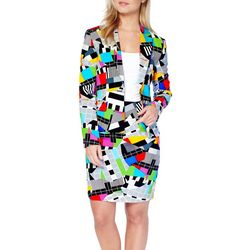 Opposuits Womens Miss Testival Skirt Suit