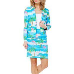 Opposuits Womens Flamingirl Skirt Suit