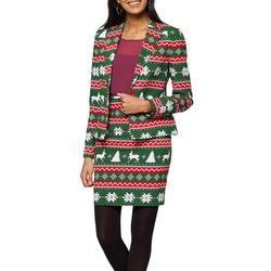Opposuits Womens Festive Girl Skirt Suit