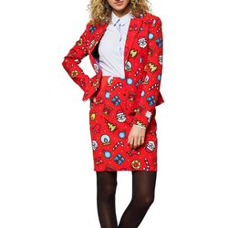 Opposuits Womens Dashing Decorator Skirt Suit