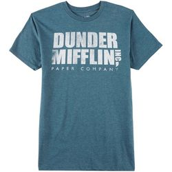 Riple Junction Mens The Office Dunder Mifflin T-Shirt