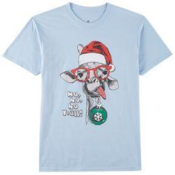 Horizon Mens Ho Ho Ho Y'all T-Shirt