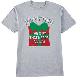 Horizon Mens Re-Gifting T-Shirt